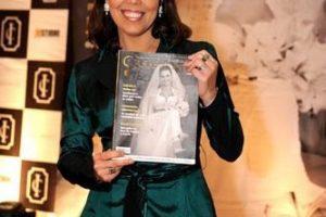 Entrevista com Flávia Cavaliere na IC TV e Coquetel de Lançamento da Edição